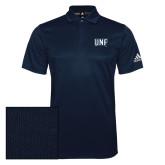 Adidas Climalite Navy Grind Polo-UNF Monogram