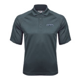 Charcoal Dri Mesh Pro Polo-Ospreys Word Mark