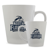 Full Color Latte Mug 12oz-Official Logo