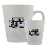 Full Color Latte Mug 12oz-North Florida Ospreys