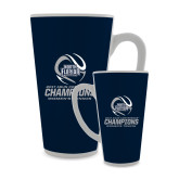 Full Color Latte Mug 17oz-2017 ASUN Conference Womens Tennis Champions