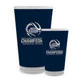 Full Color Glass 17oz-2017 ASUN Conference Womens Tennis Champions