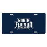License Plate-North Florida Ospreys