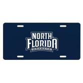License Plate-North Florida Ospreys