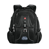 Wenger Swiss Army Mega Black Compu Backpack-North Florida Ospreys