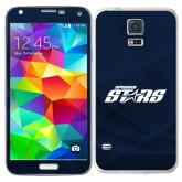 Galaxy S5 Skin-Upward Stars
