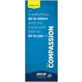 2 x 4 Banner-Football Version 1- Compassion