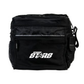 All Sport Black Cooler-Upward Stars