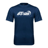 Syntrel Performance Navy Tee-Upward Stars Basketball