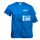 Royal T Shirt-Upward Sports