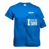 Royal T Shirt-Upward Sports