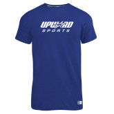 Russell Royal Essential T Shirt-Upward Sports