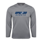 Syntrel Performance Steel Longsleeve Shirt-Upward Sports
