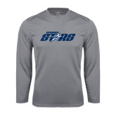 Syntrel Performance Steel Longsleeve Shirt-Upward Stars