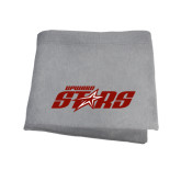 Grey Sweatshirt Blanket-Upward Stars