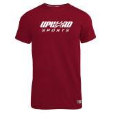 Russell Cardinal Essential T Shirt-Upward Sports