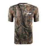Realtree Camo T Shirt-Upward Stars