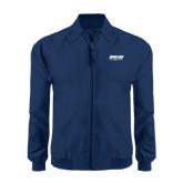 Navy Players Jacket-Upward Sports