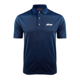 Navy Dry Mesh Polo-Upward Stars