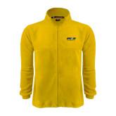 Fleece Full Zip Gold Jacket-Upward Sports