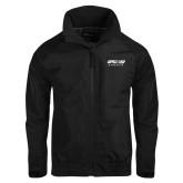Black Charger Jacket-Upward Sports