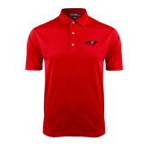 Red Dry Mesh Polo-Upward Sports