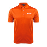 Orange Dry Mesh Polo-Upward Sports
