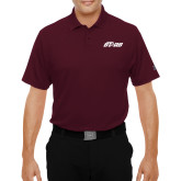 Under Armour Maroon Performance Polo-Upward Stars