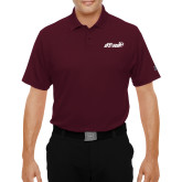 Under Armour Maroon Performance Polo-Upward Stars Volleyball