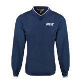 Navy Executive Windshirt-Upward Sports