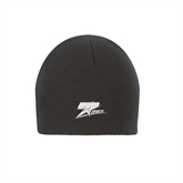 Black Knit Beanie-Upward Sports