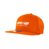 New Era Orange Diamond Era 9Fifty Snapback Hat-Upward Sports