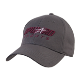 Charcoal Heavyweight Twill Pro Style Hat-Upward Sports