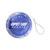 Light Up Blue Yo Yo-Upward Sports