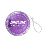 Light Up Purple YoYo-Upward Sports