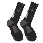 Black And White Socks-