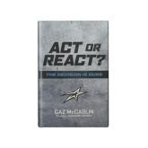 Act Or React Book-