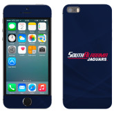 iPhone 5/5s Skin-South Alabama Jaguars