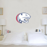 2 ft x 3 ft Fan WallSkinz-Jag Head