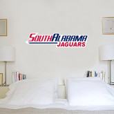 2 ft x 6 ft Fan WallSkinz-South Alabama Jaguars
