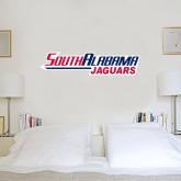 2 ft x 6 ft Fan WallSkinz-South Alabama Jaguars