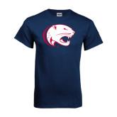Navy T Shirt-Jag Head