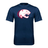 Performance Navy Tee-Jag Head