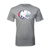 Grey T Shirt-Jag Head