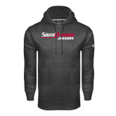 Under Armour Carbon Performance Sweats Team Hoodie-South Alabama Jaguars