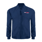 Navy Players Jacket-South Alabama Jaguars