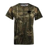 Realtree Camo T Shirt-Jag Head