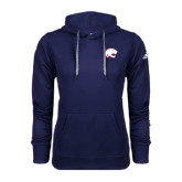Adidas Climawarm Navy Team Issue Hoodie-Jag Head