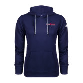 Adidas Climawarm Navy Team Issue Hoodie-South Alabama Jaguars