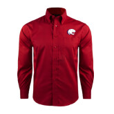 Red House Red Long Sleeve Shirt-Jag Head